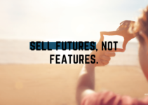 sell futures not features